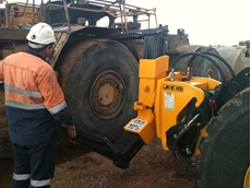 Safe Tyre Handling Equipment