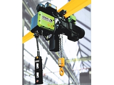 Stahl ST chain hoists