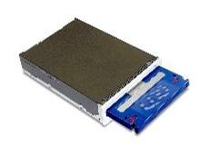 Blue laser technology -- 30GB discs.