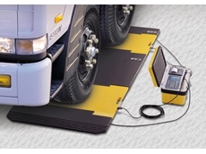 RW-P series vehicle weighers
