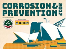 Sydney to host global corrosion experts at Corrosion & Prevention 2017