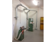 ADC designs and installs complete dust and fume extraction system for Catholic High School in Maitland