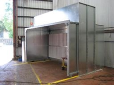 Australian Dust Control Provides Wet and Dry Spray Booth Products for Spray Painting