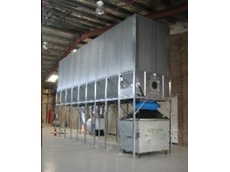AKF9 reverse flow chain filter dust collector
