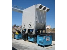 ASF6 reverse flow dust collector