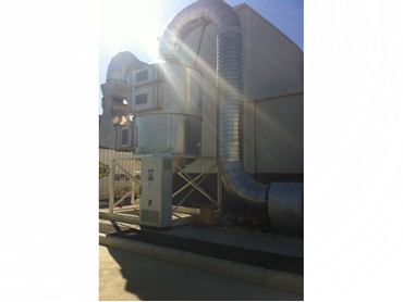 Australian Dust Control installs wet scrubber system for mining and