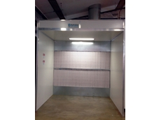 Australian Made Wet & Dry Spray Booths