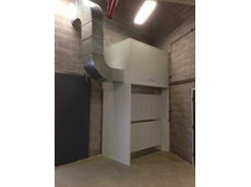 2m Dry Spray Booth – Waverley Council