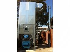Australian Dust Control Model ASF2, St Francis Xavier College – Catholic Schools Office Hamilton NSW