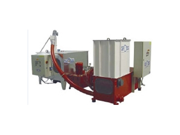 Single shaft and four shaft shredders from Australian Dust Control