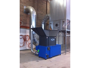 Industrial shredders from Australian Dust Control