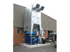 Reverse Flow Dust Extractor systems