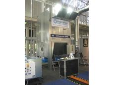 Reverse flow dust extractor from Australian Dust Control