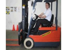 Australian Forklift Training focuses on forklift safety