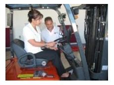 Australian Forklift Training trains forklift operators