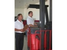 Training for forklift licence qualification from Australian Forklift Training