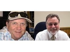 Ron Mines and Peter Allen