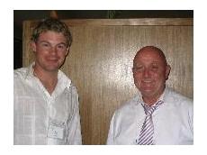 Blake Pearce and John Davis
