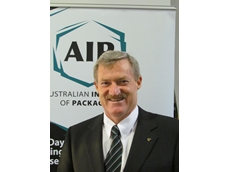Pierre Pienaar MSc FAIP, National President of Australian Institute of Packaging