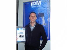 Tommy Halmos, Managing Director, IDM Instruments