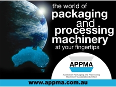 Australian Packaging and Processing Machinery Association -  A World of Packaging and Processing Machinery