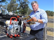 Aussie Pumps reports huge success for 'Fire Ready Survival Plan'