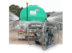 Big Kubota Pumps from Aussie Pumps