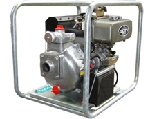 Fire Fighting Pumps - Fire Chief Plus QP205SL/L70