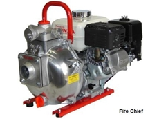 Fire Fighting Pumps - Fire Chief QP205SE/GX160