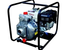 Fire Captain high pressure pump
