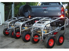 Effective High Pressure Cleaners from Australian Pump Industries