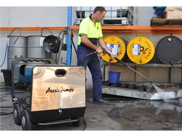Aussie Steam Cleaners offer reliable, chemical free cleaning