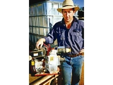 Fire Chief pump for a wide range of farm duties