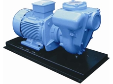 GMP Electric Drive Open Impeller Transfer Pumps