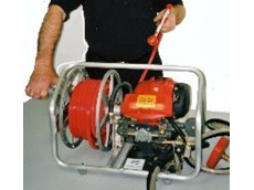 John Hales believes the Aussie Spray-It Plus Reel is the spray bargain of the year.