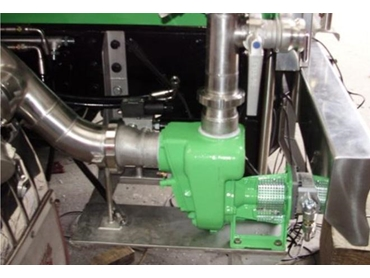 Hydraulic Drive pumps for tanker applications