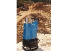 New Tsurumi KTV series slurry pumps for challenging quarry applications