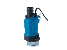 New Tsurumi submersible pumps with high head up to 55m