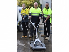 Aussie Hardstand Cleaning offers EPA compliant Clean n Capture cleaning