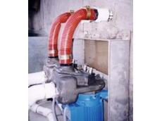 Stainless effluent pump