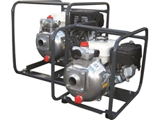 The Aussie Fire Chief engine drive self priming pump from Australian Pumps Industries