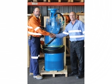 Transcity tunnel on track with Tsurumi dewatering pumps from Aussie Pumps