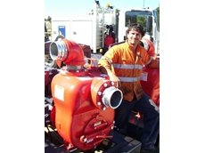 Trash pumps designed to withstand mine site conditions
