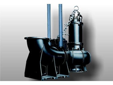 Sewage, Cutter and Grinder Pump to 800mm bore