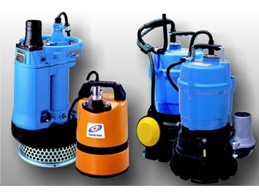 Tsurumi Submersible Pumps and Waste Water Equipment from Australian