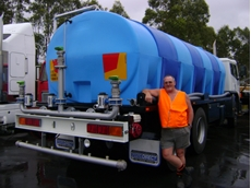 Water Trucks go Aussie