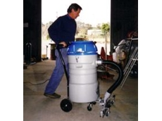 Aussie Clean Air Model 753 wet/dry vacuum cleaner.