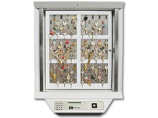 KeyWatcher key cabinet