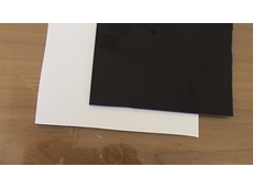 HIPS (high impact, rigid, opaque polystyrene) sheets available from Australian Sheet Traders