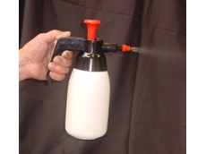 Mini pressure sprayer